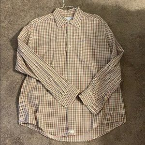 Southern tide button down size large